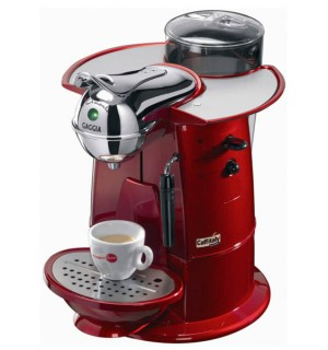 Кофеварка Gaggia L'amante red