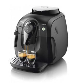 Кофемашина Philips Saeco XSmall Vapore black